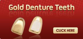 Gold Denture Teeth | Dental Operatory Supplies | Dental Lab Supplies