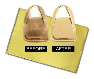 Gold Polishing Cloth
